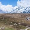 Along Manaslu Circuit Trek - Nepal Himalayas