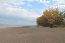 Along The Beach - Presque Isle State Park - Erie PA