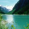 Alpenstrasse Stillupptal-Mayrhofen Austria