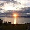 Midnight Sun In Alta