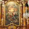 Altarpiece Of Ursulinenkirche, Linz, Austria