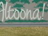 Altoona Welcome Sign