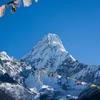 Ama Dablam - Himalayas In Nepal