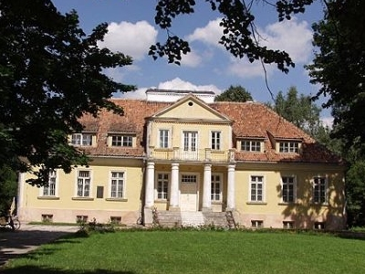 A-Manor-in-Tybory-Kamianka