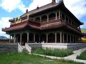 Mosteiro Amarbayasgalant