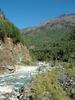 Trail Phakding para Namache