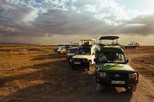 Amboseli Game Drive - Kenya