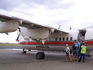 Amboseli & Masai Mara Flight Luxury Package Photos