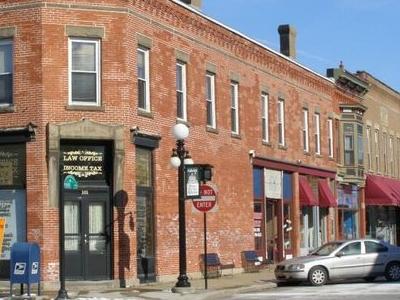 Amherst  Ohio  Main  Street
