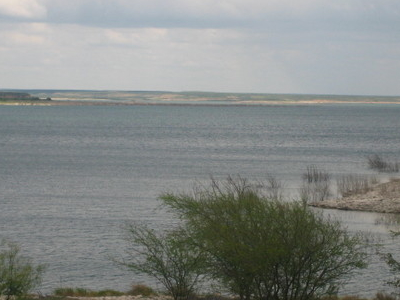 Amistad Reservoir Popular For Water Sports