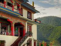 Mosteiro Amitabh