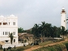 A Mosque And The Lighthouse Inside The Dutch Fort