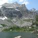 Amphitheater Lake - Grand Tetons - Wyoming