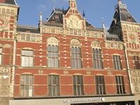 Amsterdam Centraal Estación