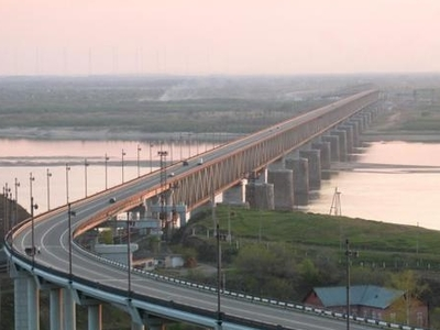 Khabarovsk Bridge
