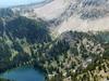 Oreamnos Lake And West Pintler Peak