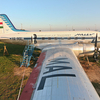 An Aeroplane At Ferihegy Aviation Memorial Park