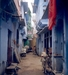 An Alley In The Old Town.