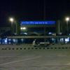 Anand Vihar Terminal At Night