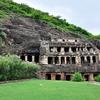Rock cut Cave Temple - Undavalli