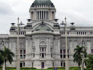Ananta Samakhom Salón del Trono