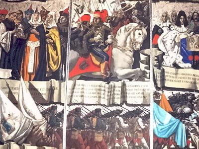 An Artifact In István Csók Gallery, Székesfehérvár