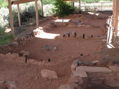 Anasazi State Park Museum