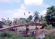 An Binh - Binh Hoa Phuoc River Island