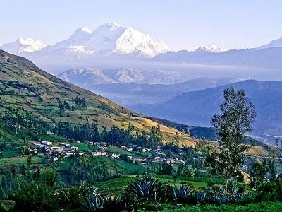 Ancash - Huascaran - Peru