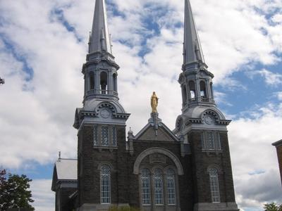 Ancienne Lorette Church