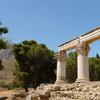 Ancient Korinth Ruins