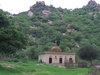 Ancient Shiva Temple At Dhosi Hill