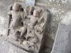 Ancient Statues Around Banganga Tank Walkeshwar