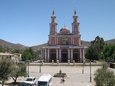 Basilica Of Andacollo