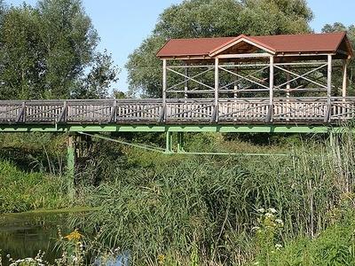 Andau Bridge, Burgenland