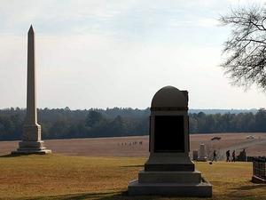 Andersonville do Site Nacional Historial