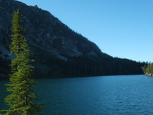 Aneroide Lake