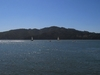 Angel Island As Seen From Tiburon
