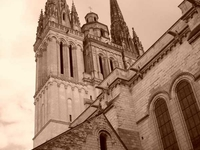 Angers Catedral