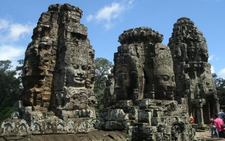 Angkor Wat And Temples