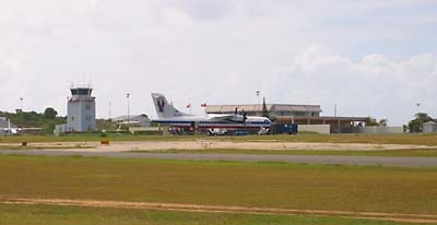 Anguilla  Wallblake  Airport