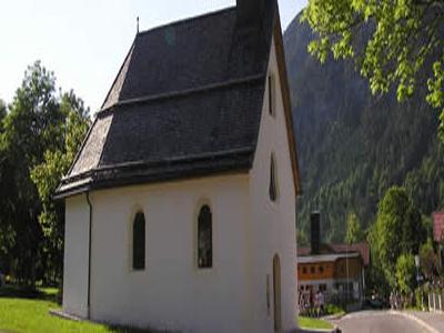 AnnakapellePertisau Am Achensee Austria