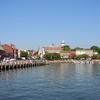 Annapolis Harbor Alongside Dock Street