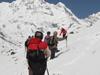 Annapurna Base Camp Trekker Group