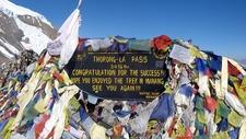 Annapurna Circuit - Thorong La Pass