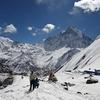 Annapurna Sul Glacier