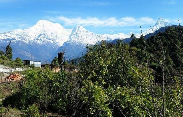 Ghorepani Poon Hill and Ghandrung Trek Photos