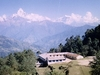 Annapurnas From Dhampus Village - Nepal