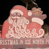Annual Ice Sculpting Event At North Pole