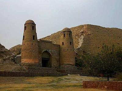 An Old Castle In Hisor - Tajikistan
